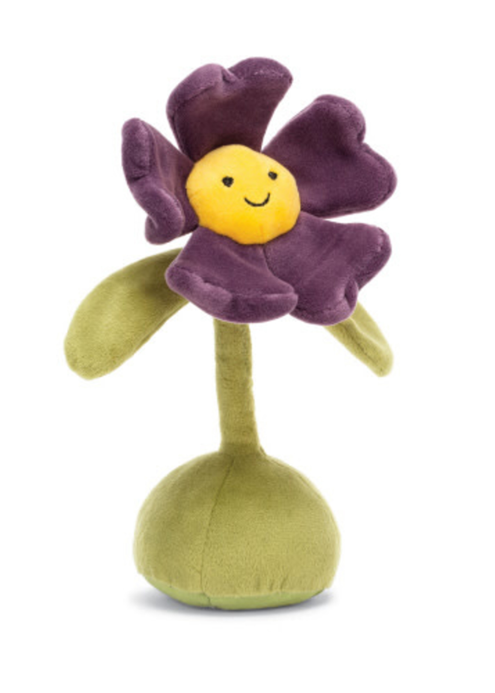 Jellycat JC Flowerlette Pansy