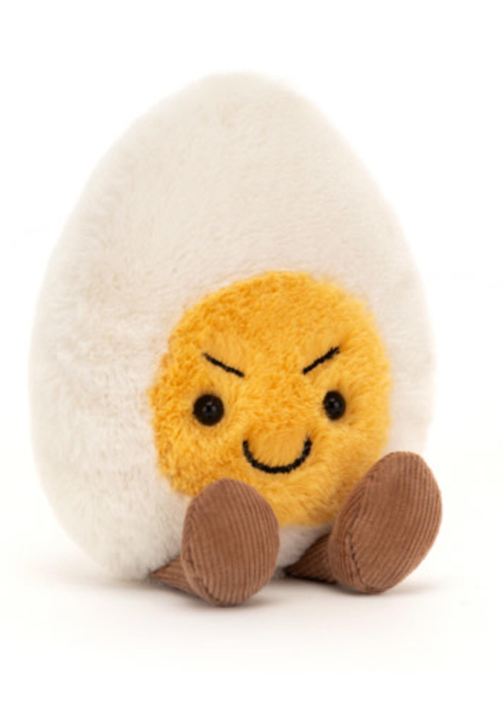 Jellycat JC Boiled Egg Mischievous