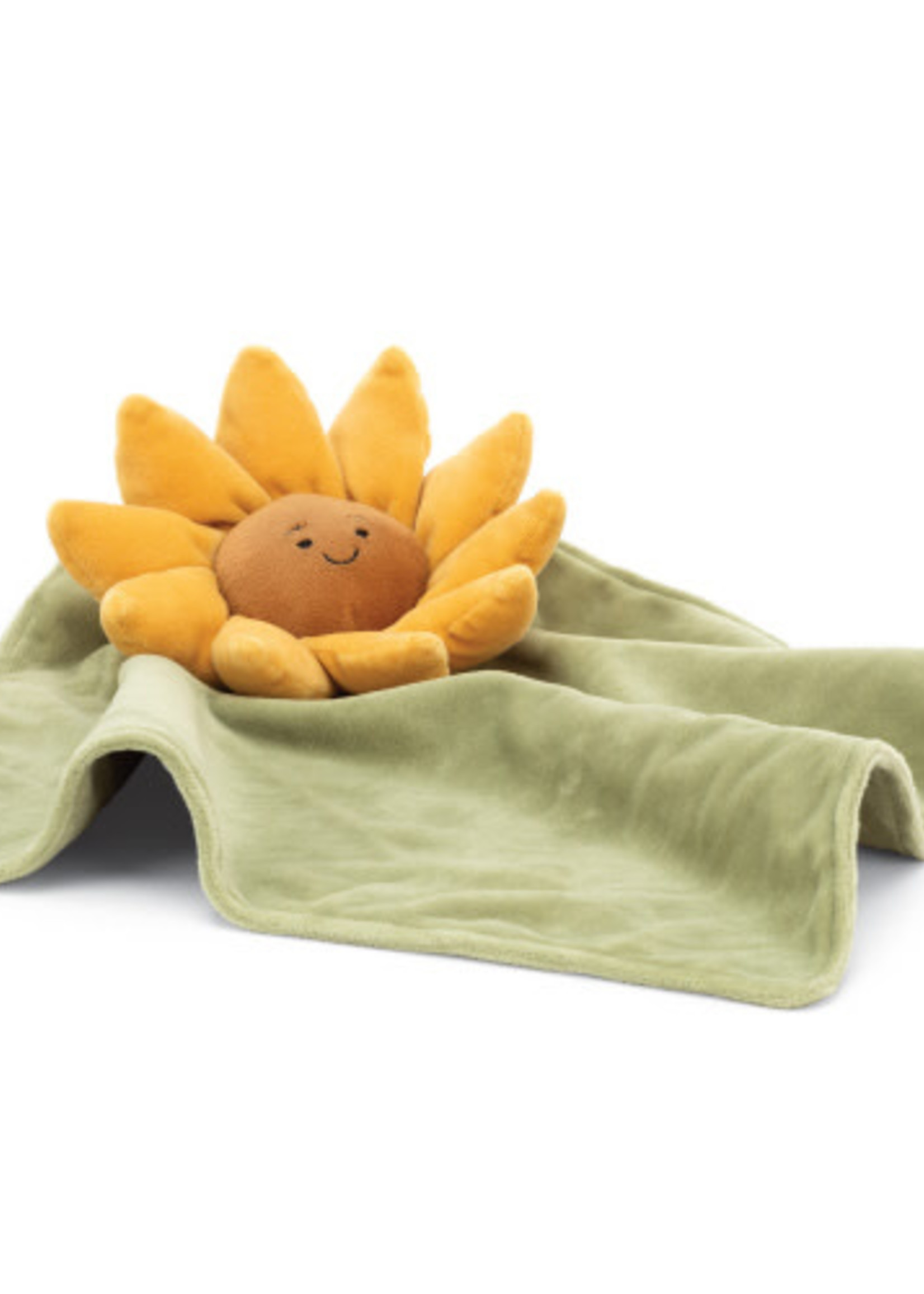 Jellycat JC Fleury Sunflower Soother