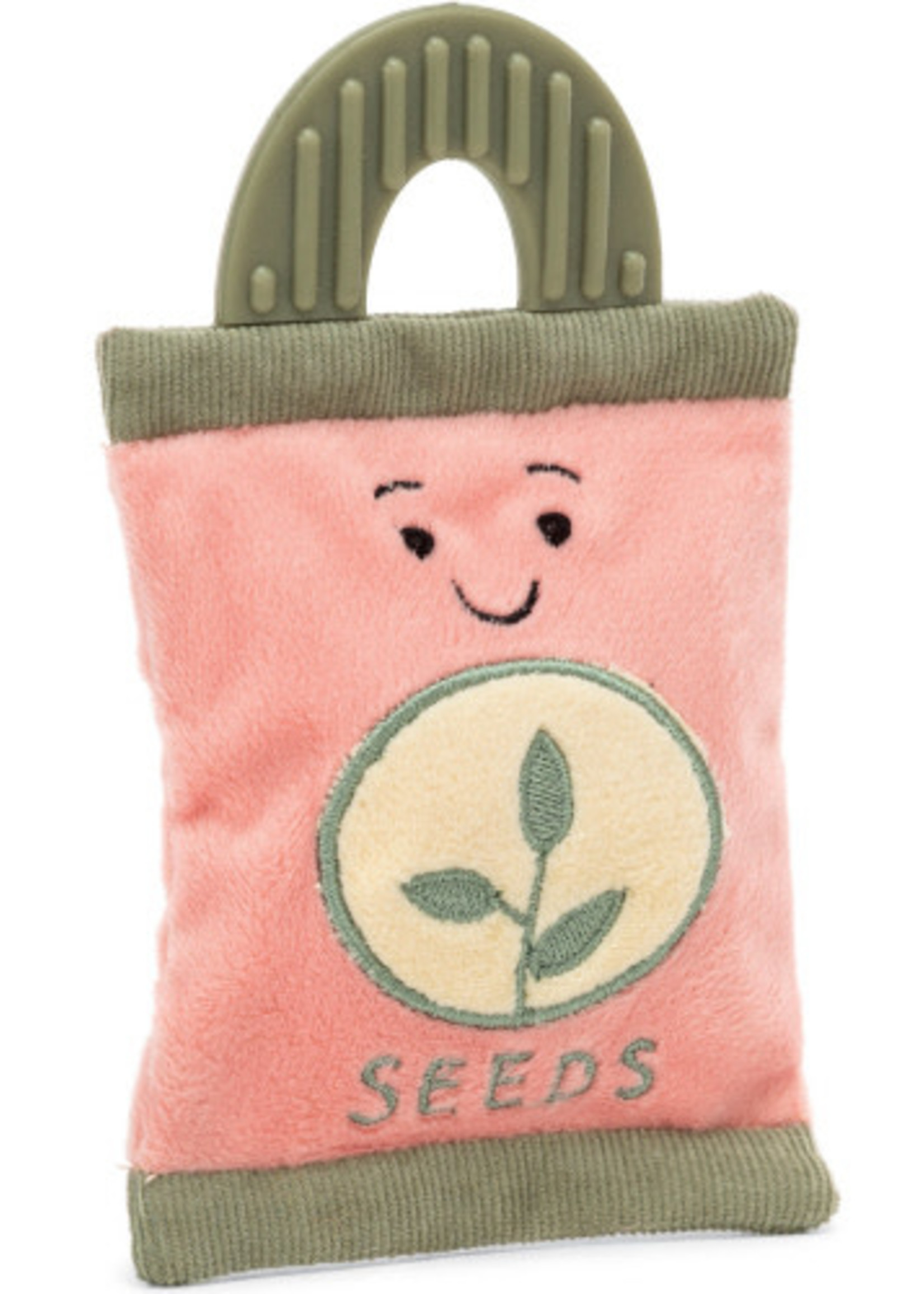 Jellycat JC Whimsy Garden Seed Packet
