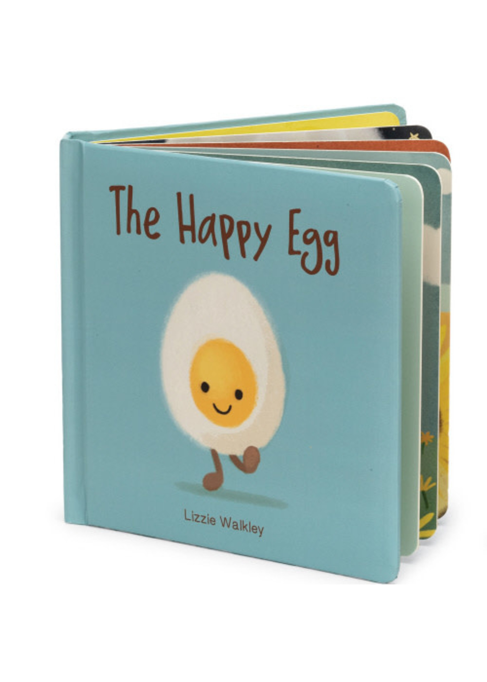 Jellycat JC The Happy Egg Book