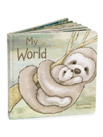 Jellycat Jellycat My World Book