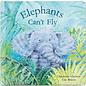 Jellycat JC Elephants Can't Fly Book