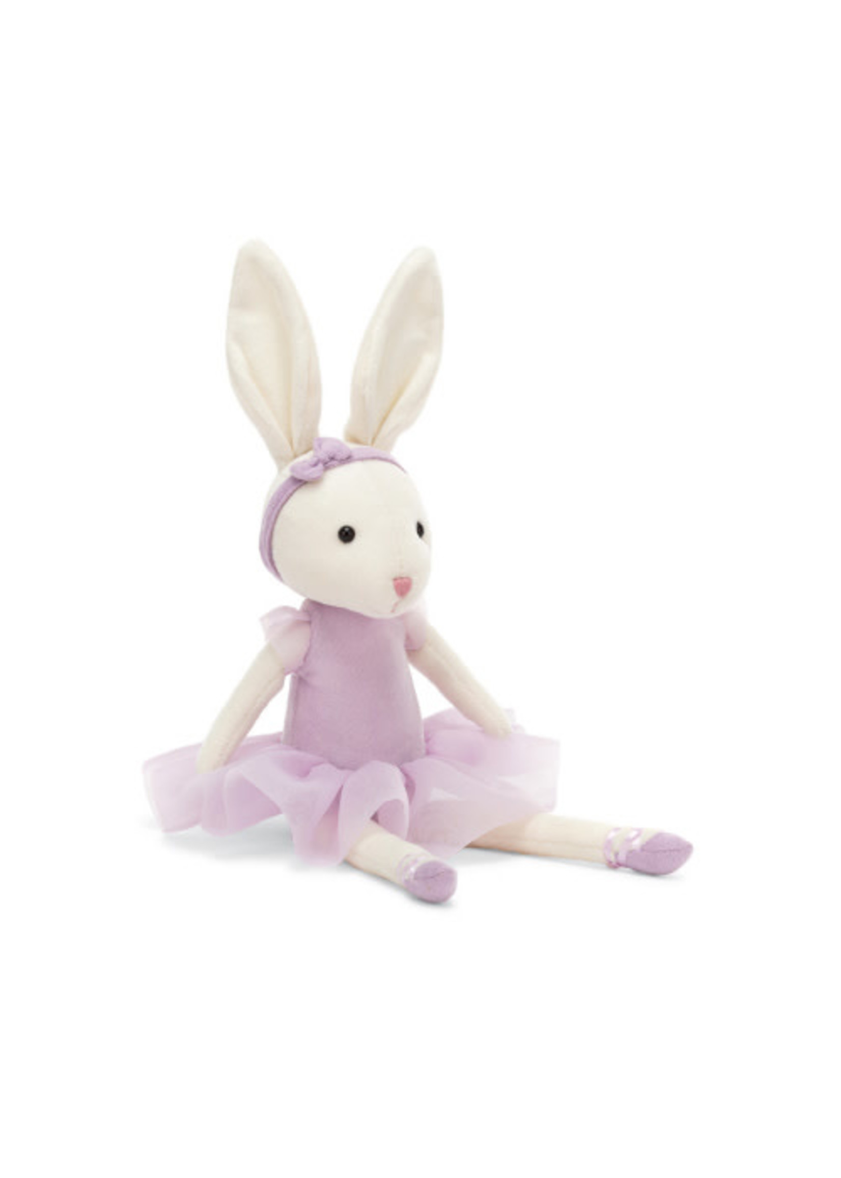 Jellycat JC Pirouette Bunny Lilac