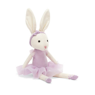 Jellycat JC Pirouette Bunny Lilac