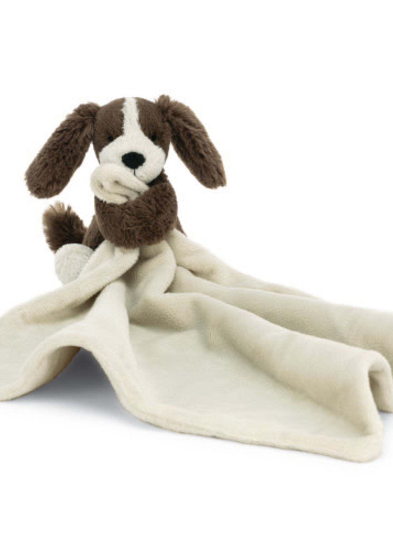 Jellycat JC Bashful Fudge Puppy Soother