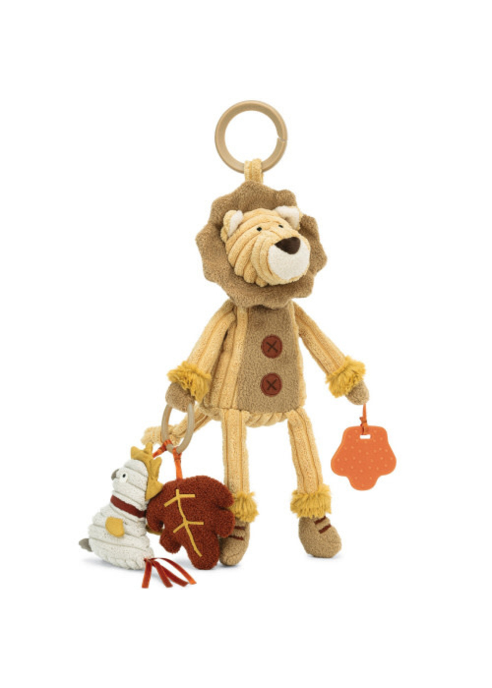 Jellycat JC Cordy Roy Lion Activity Toy