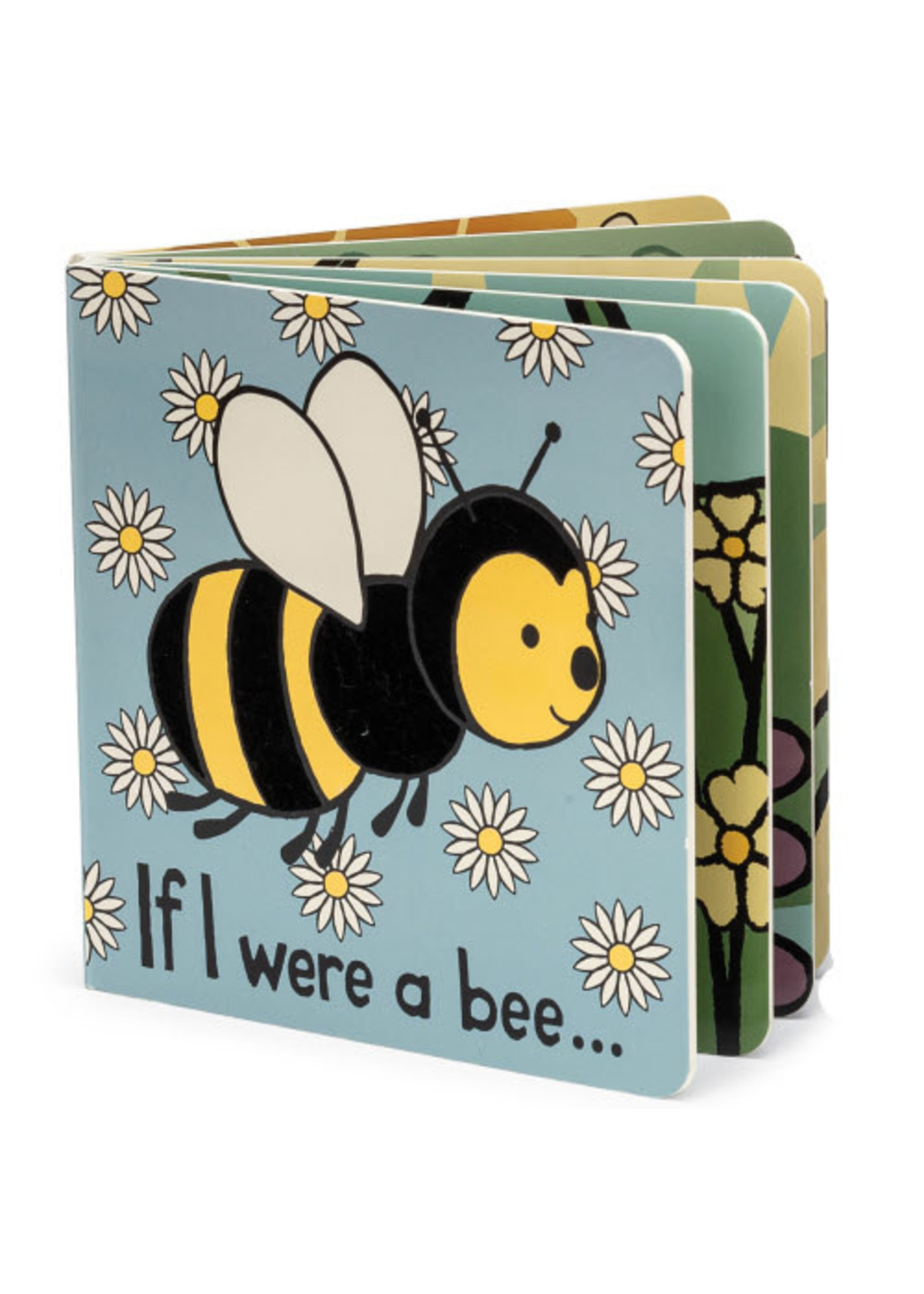 Jellycat JC If I Were A Bee Book