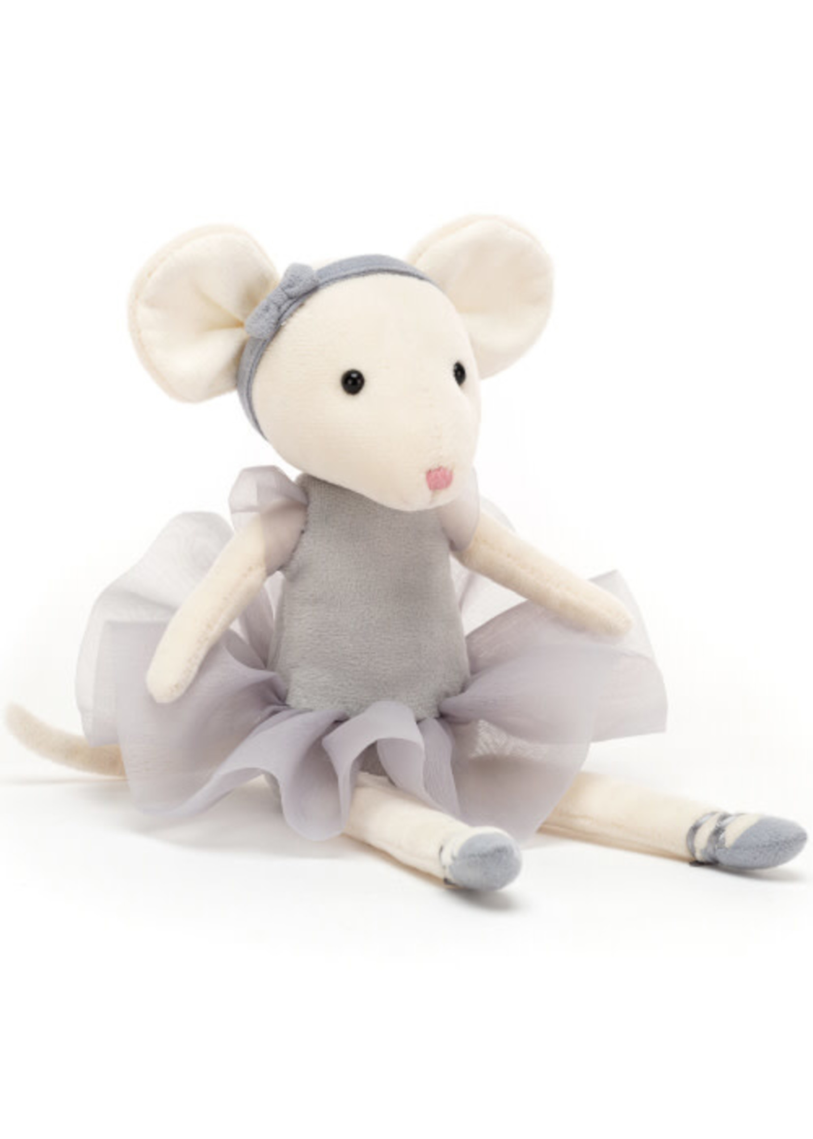 Jellycat JC Pebble Pirouette Mouse