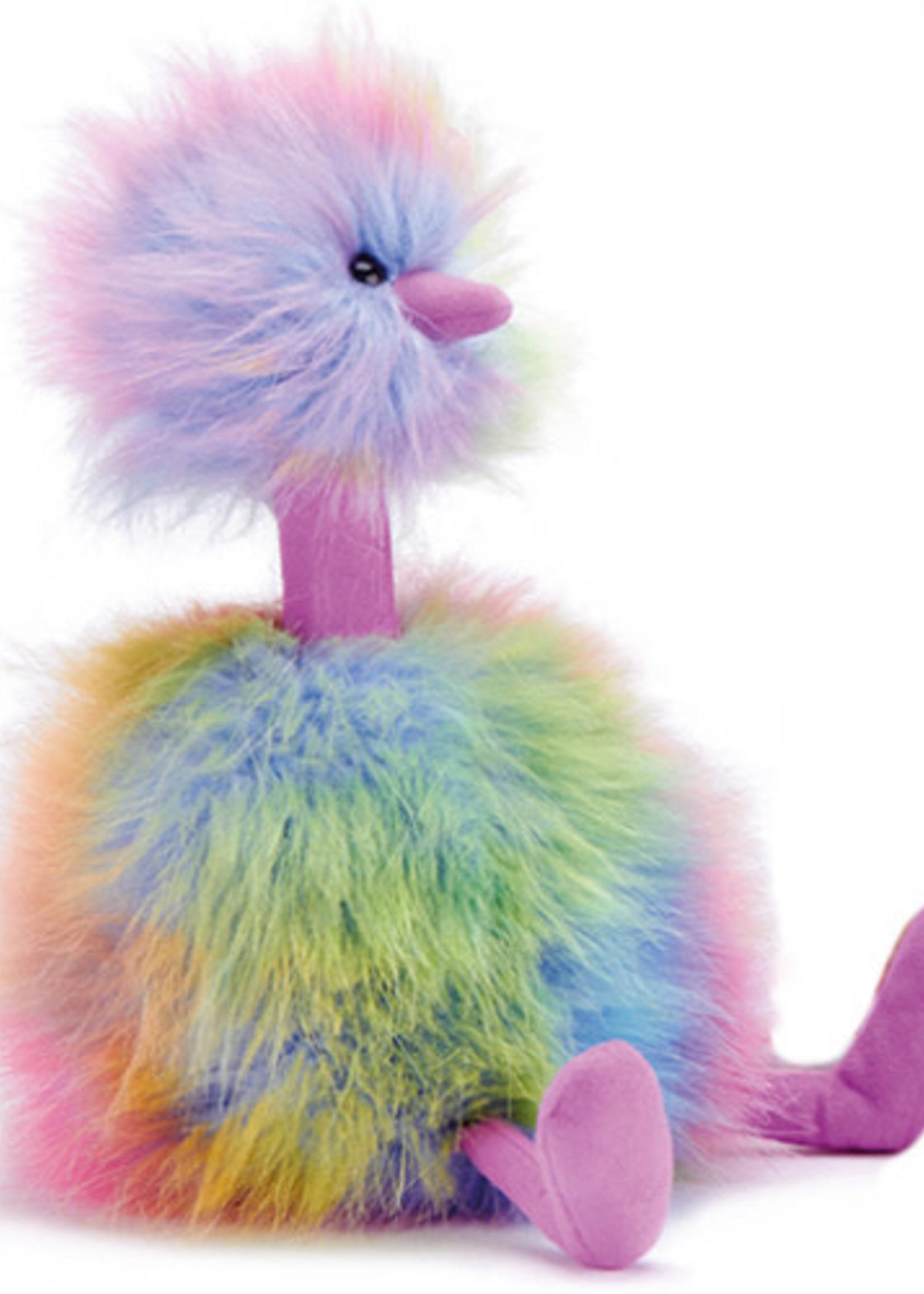 Jellycat JC Medium Pom Pom Rainbow