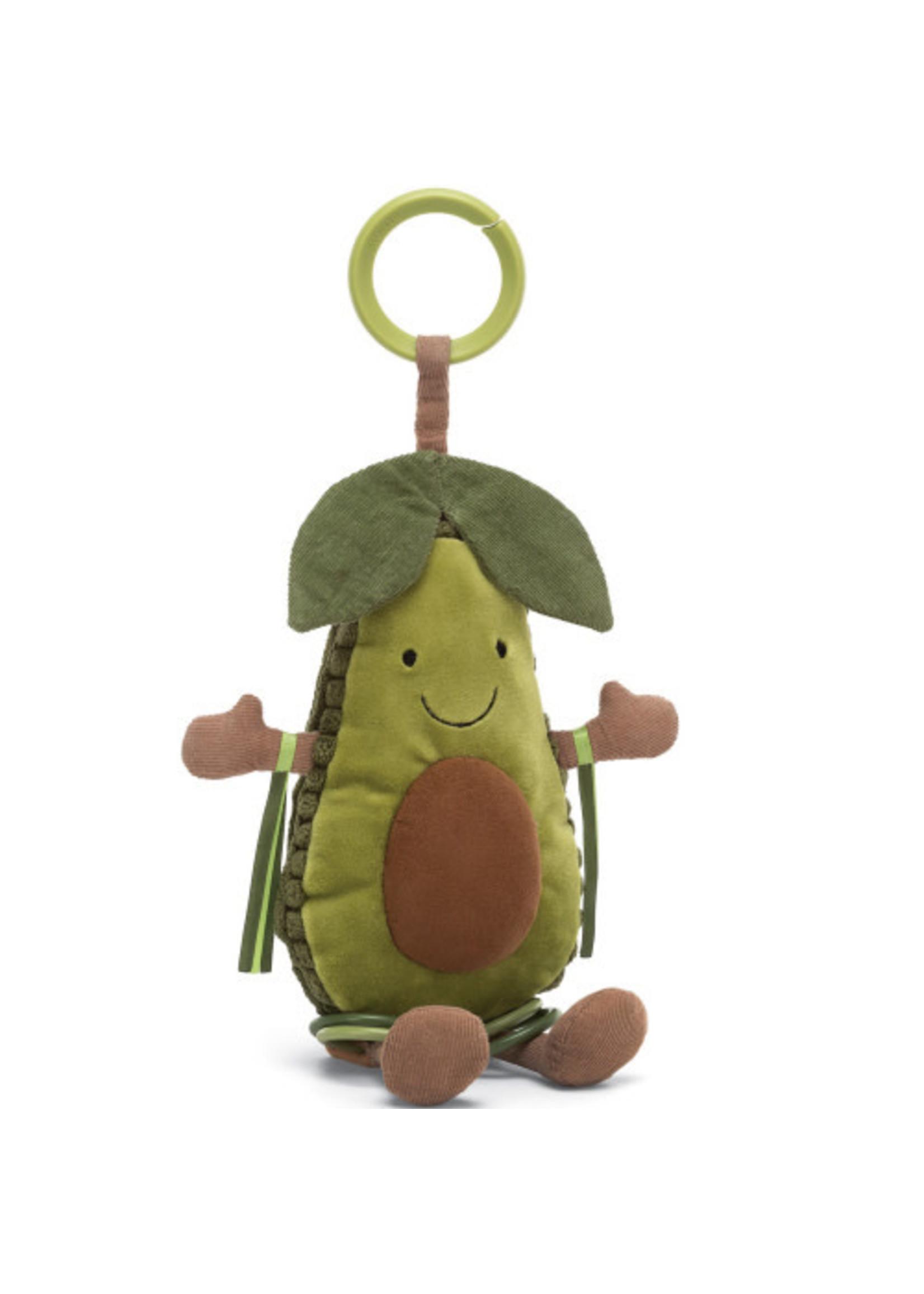 Jellycat JC Amuseable Avocado Activity Toy