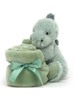 Jellycat Jellycat Puffles Dino Soother