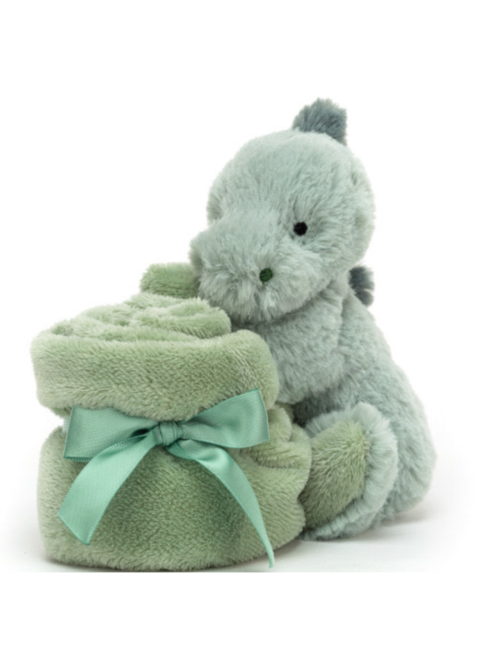 Jellycat JC Puffles Dino Soother
