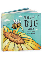 Jellycat Jellycat Albee & The Big Seed Book