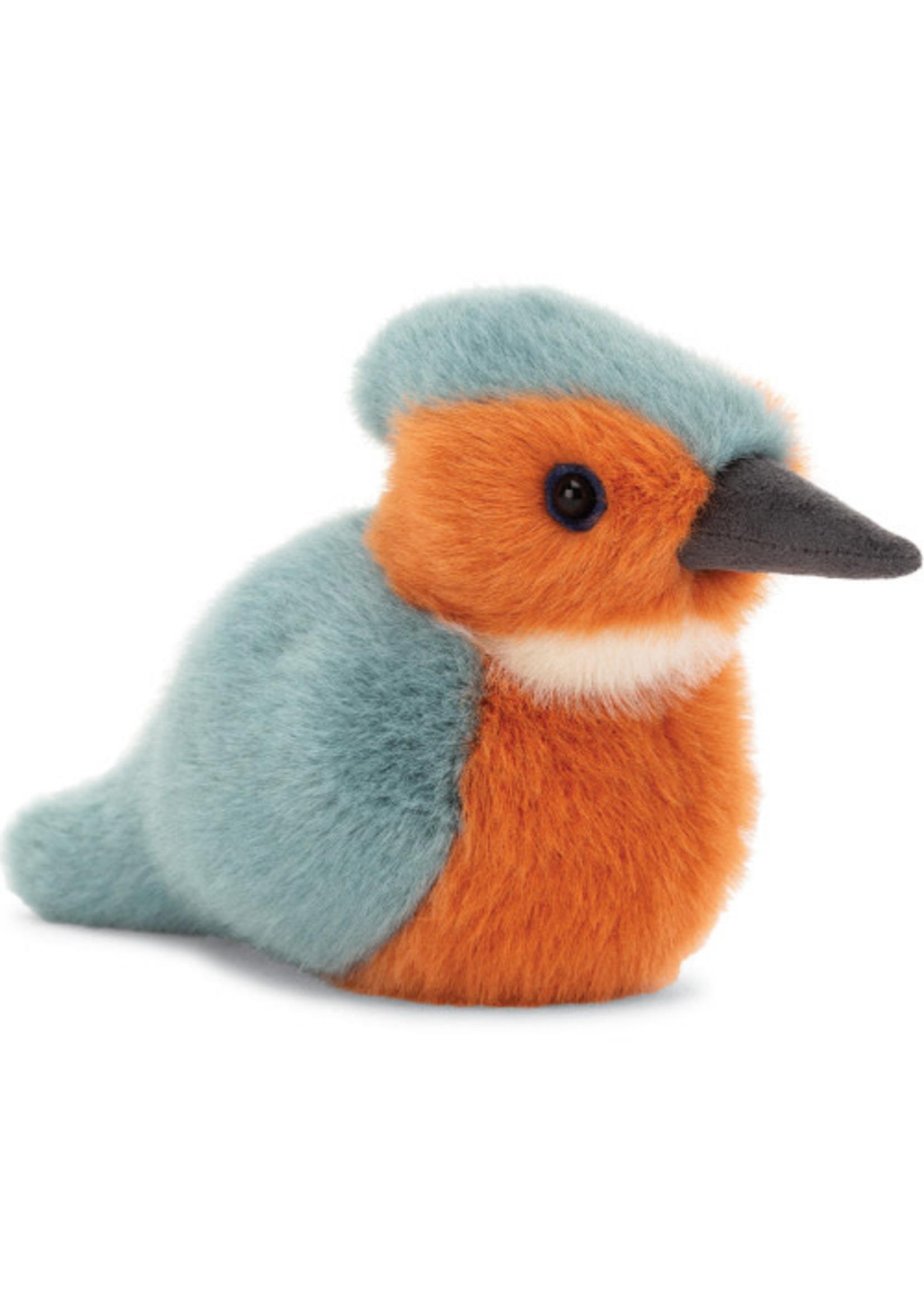 Jellycat JC Birdling Kingfisher