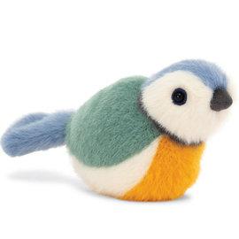 Jellycat Jellycat Birdling Blue Tit