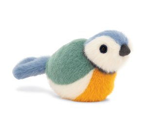Jellycat Jc Birdling Blue Tit