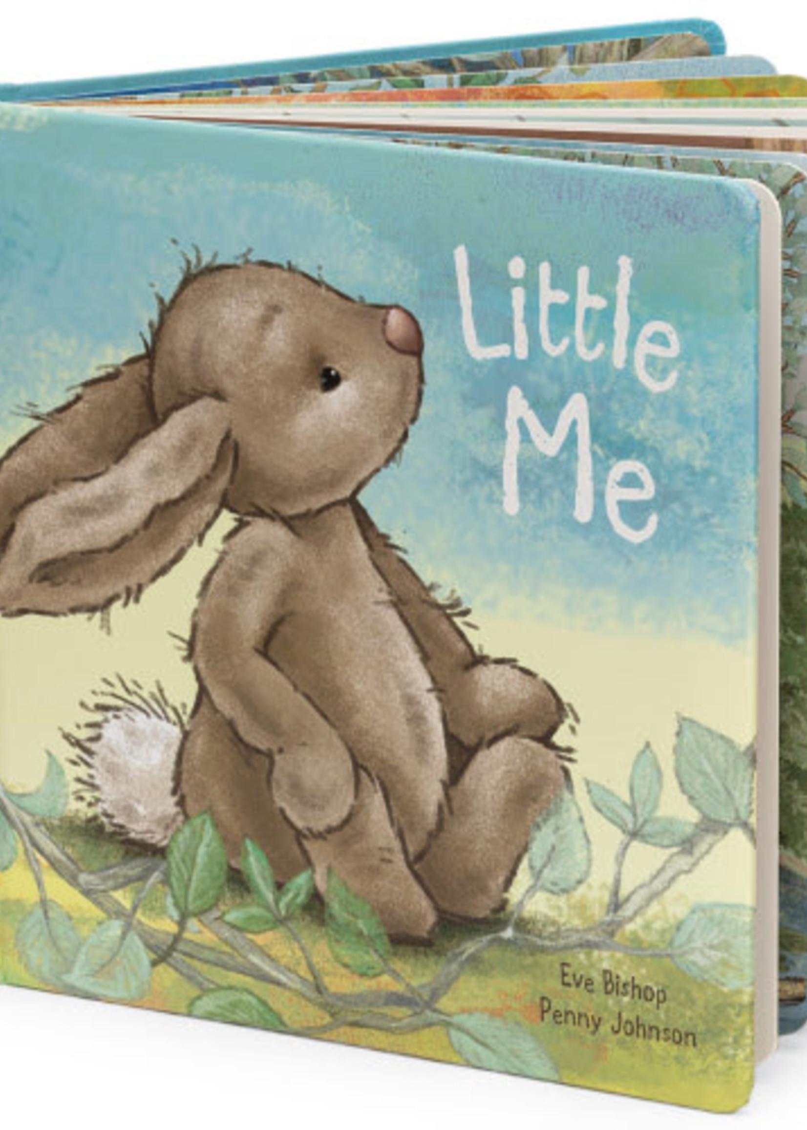 Jellycat JC Little Me Book
