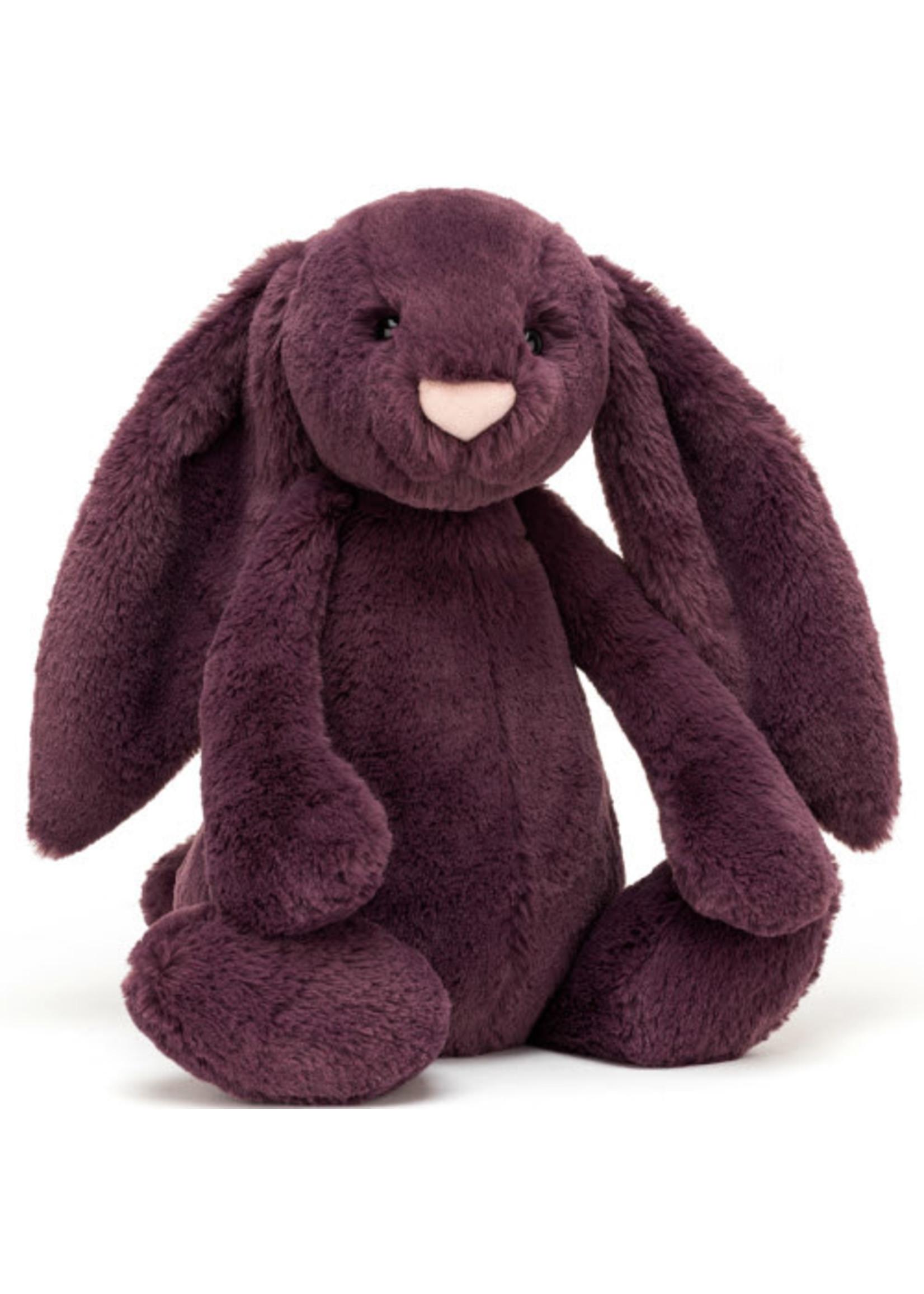 Jellycat JC Large Bashful Plum bunny