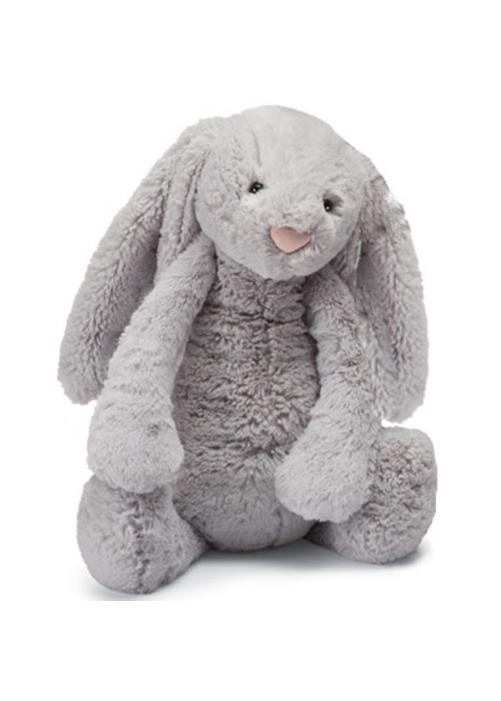 Jellycat JC Large Bashful Grey Bunny