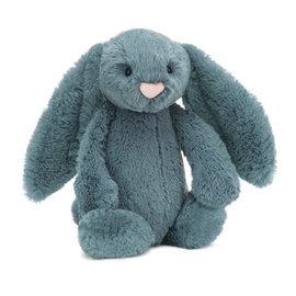 Jellycat Jellycat Medium Bashful Dusky Blue Bunny