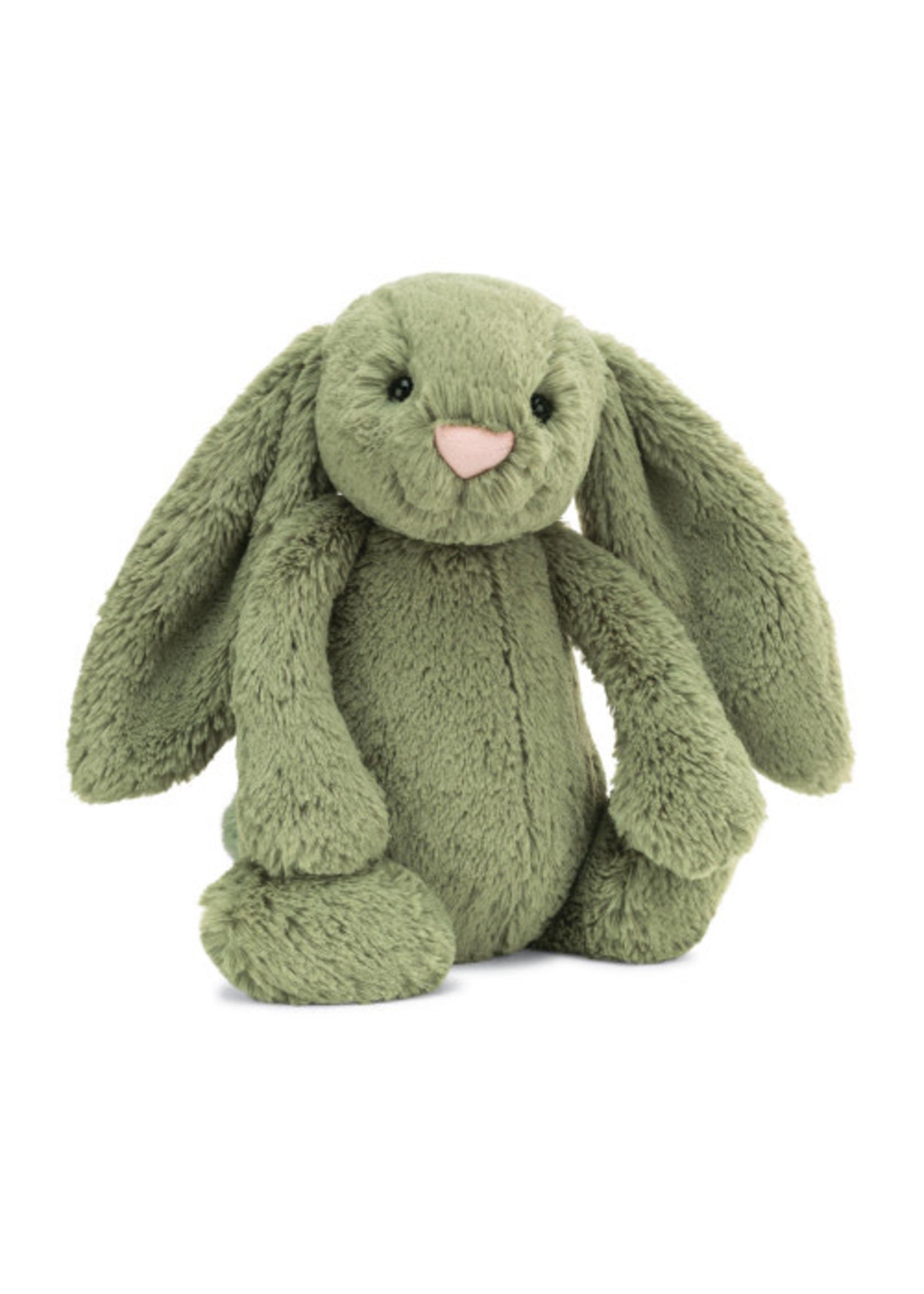 Jellycat JC Medium Bashful Fern Bunny