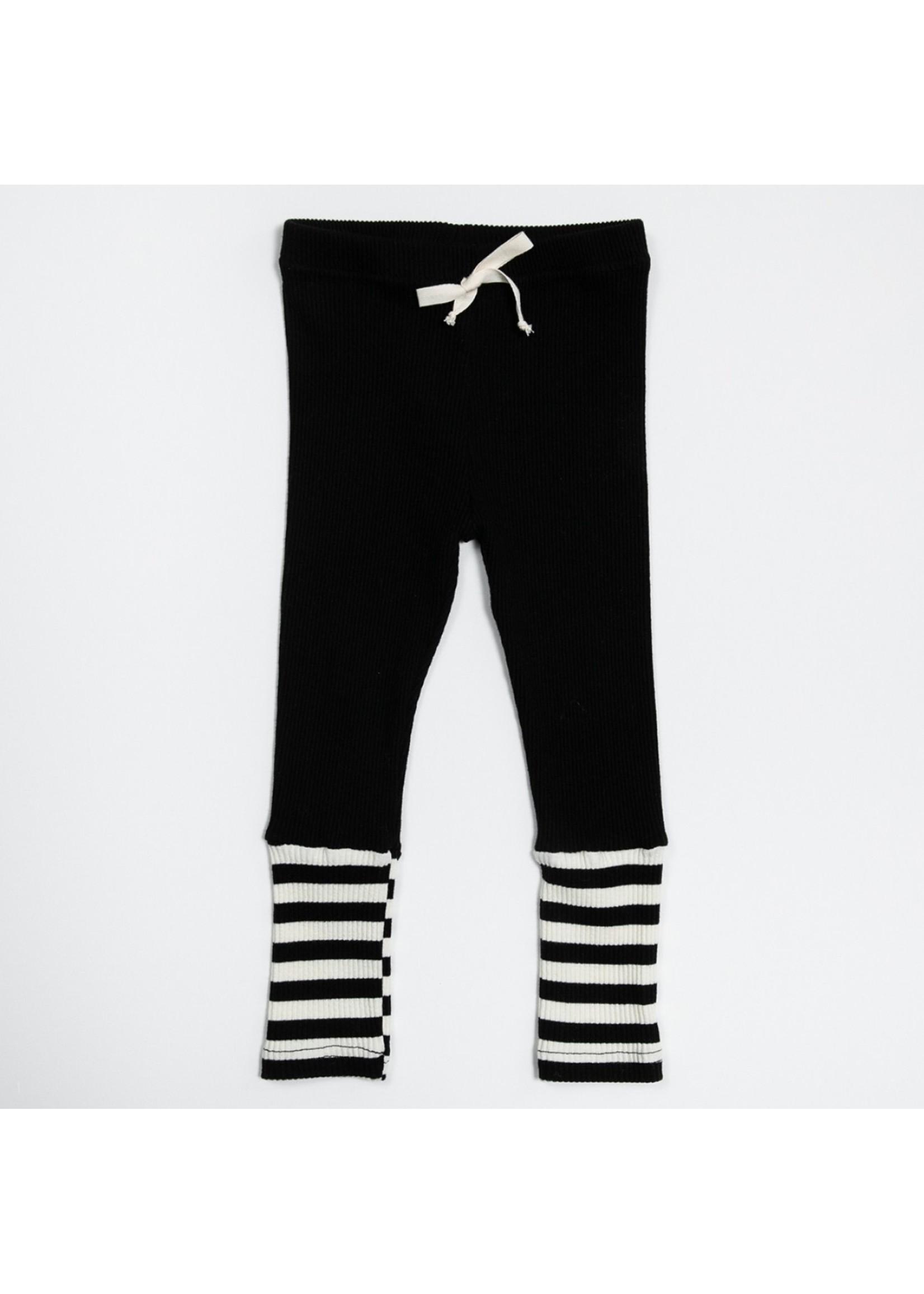 Petite Hailey PH Ava Legging (Black)