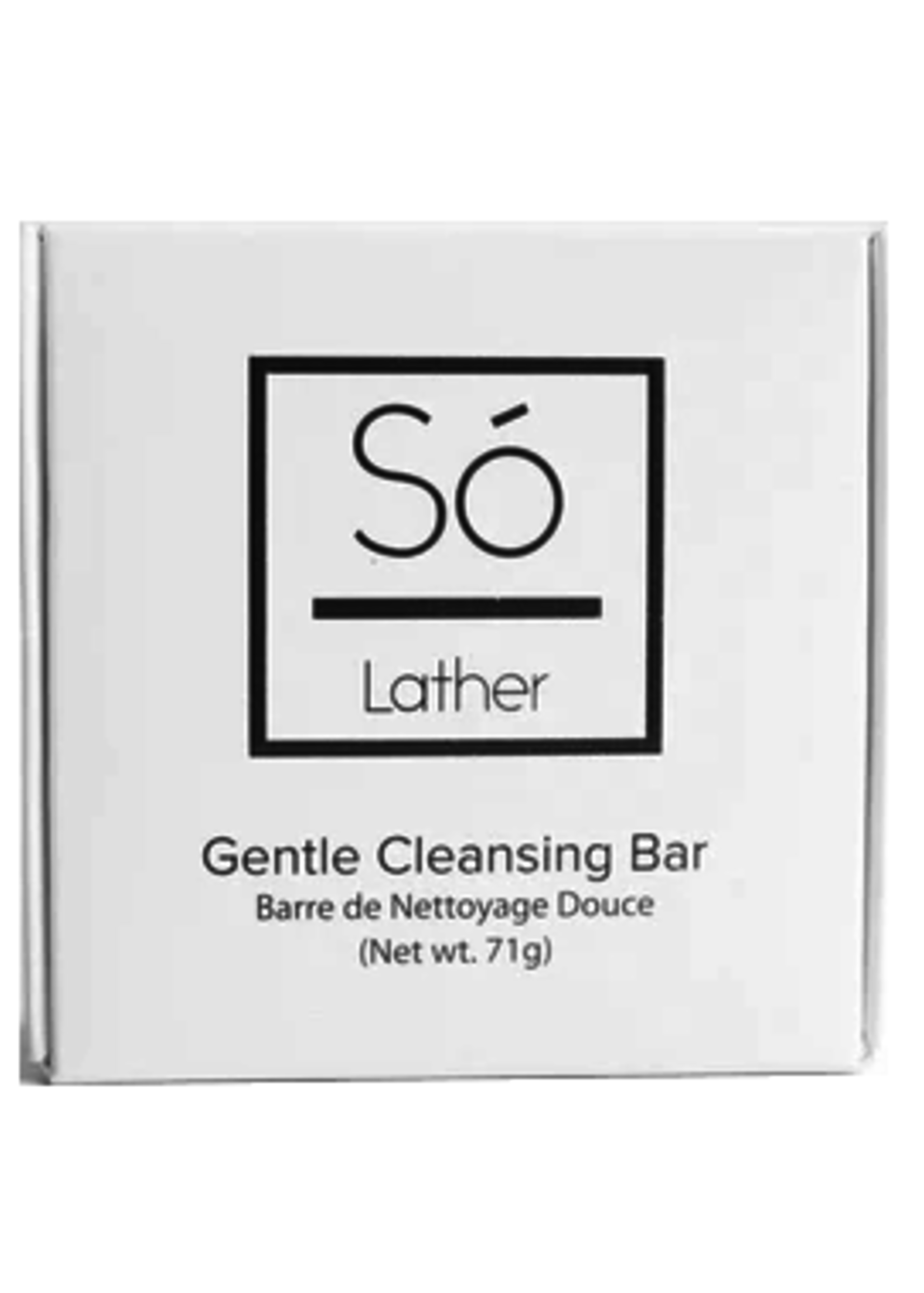 So Luxury So Lux Lather Gentle Cleansing Bar