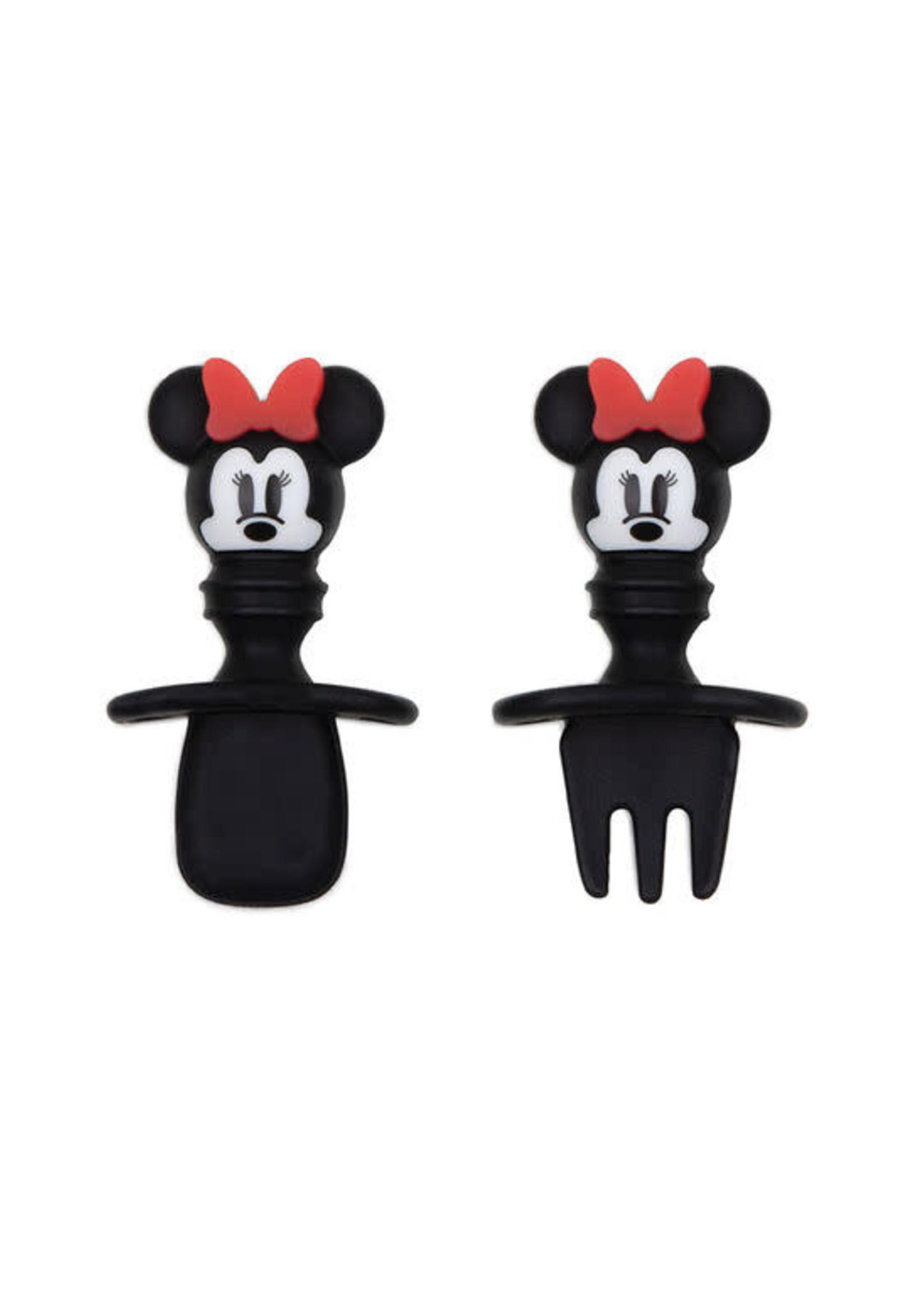 bumkins Bumkins Chewtensils (Minnie Mouse)