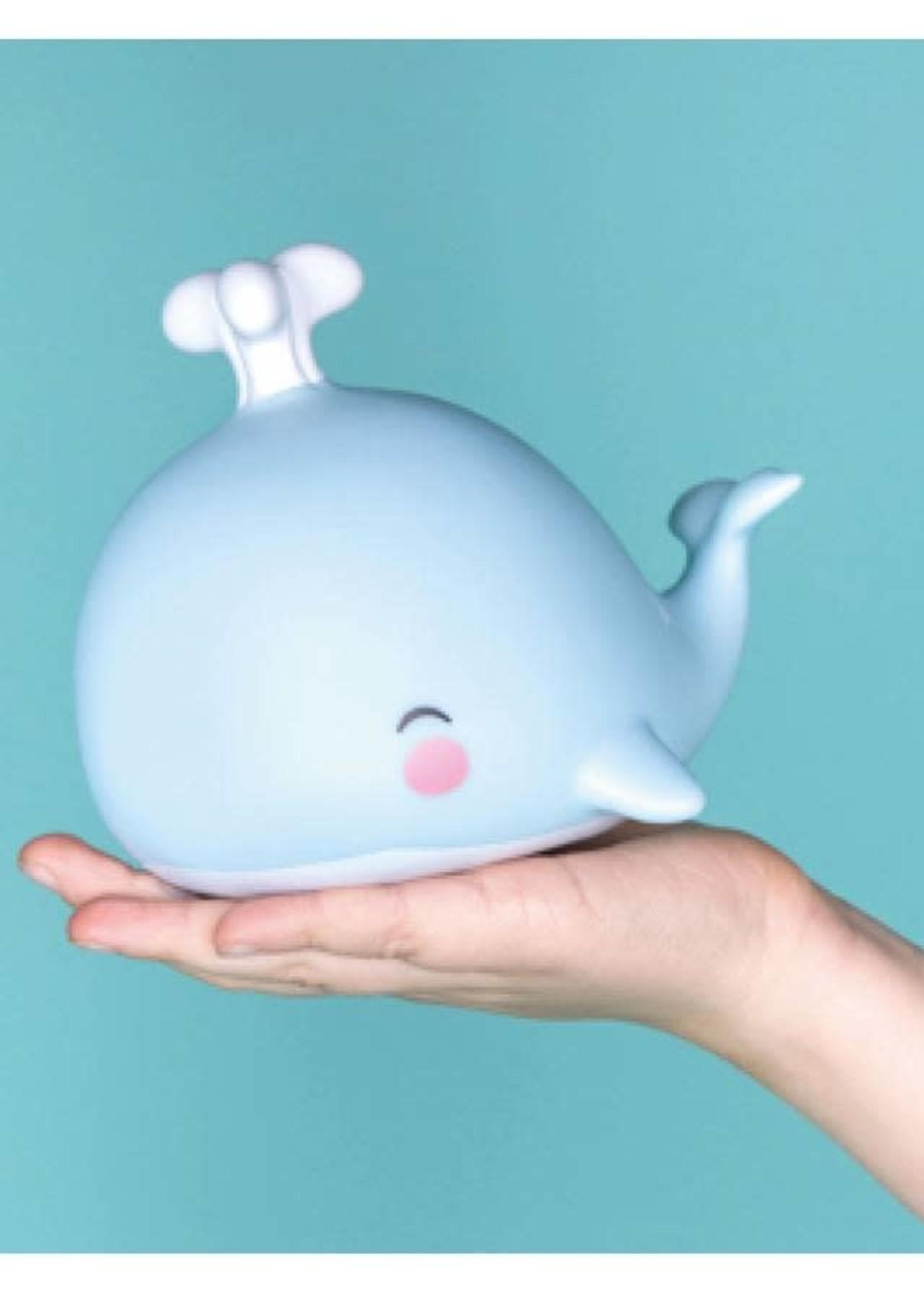 A Little Lovely Co. Little Whale Light