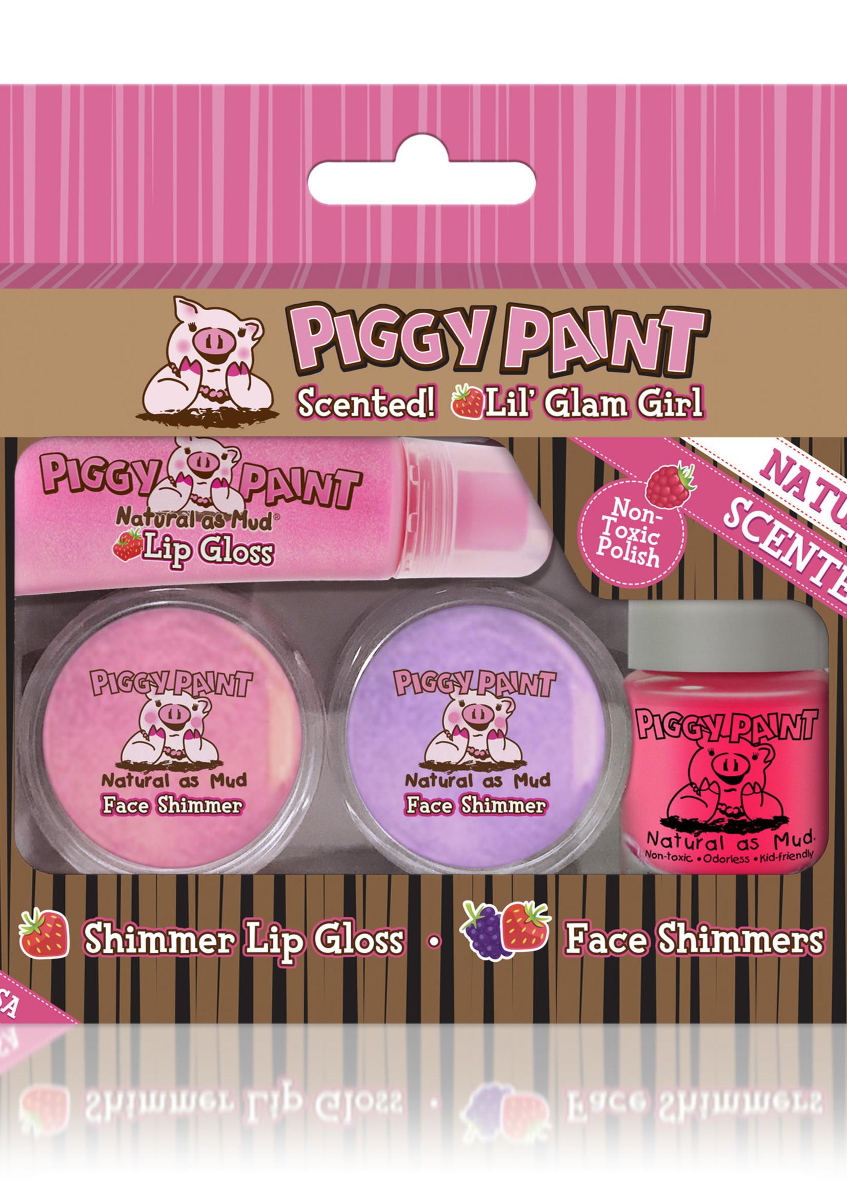 Piggy Paint Piggy Paint Lil' Glam Girl Kit