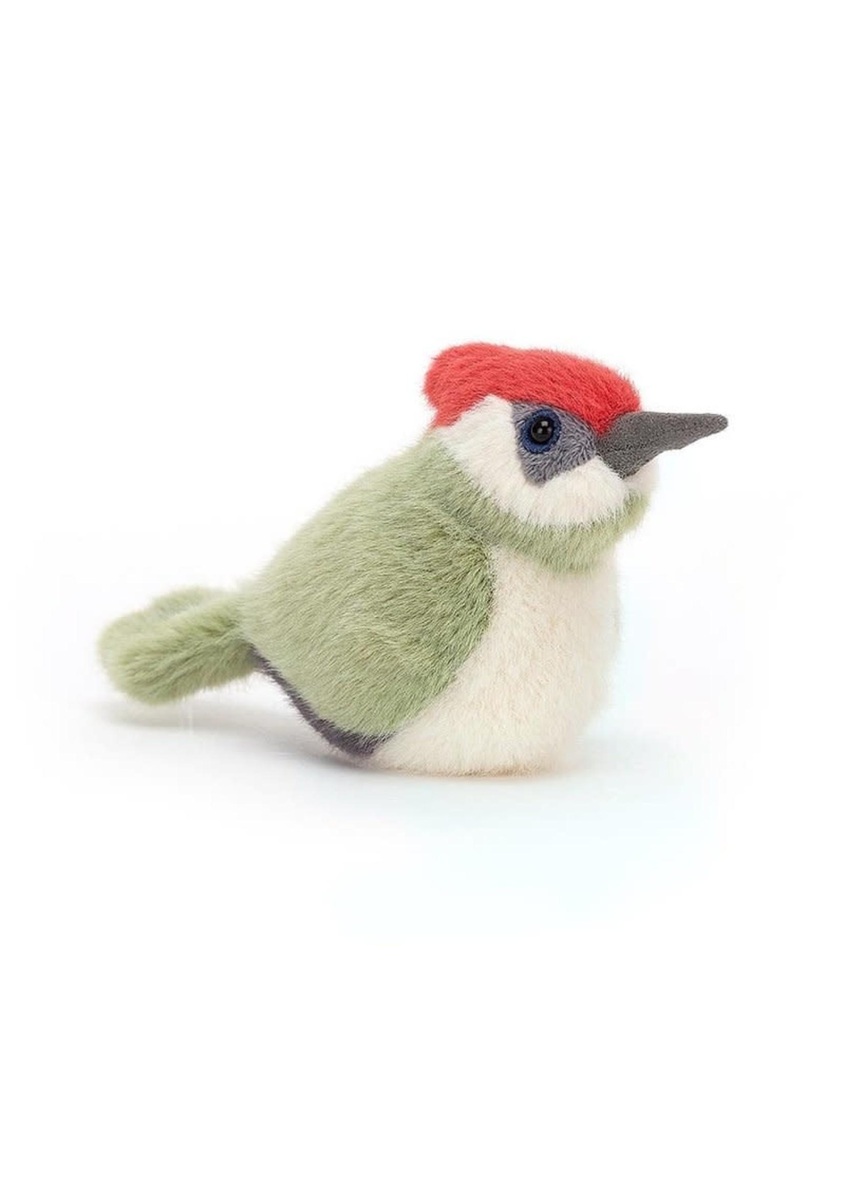 Jellycat JC Birdling Woodpecker
