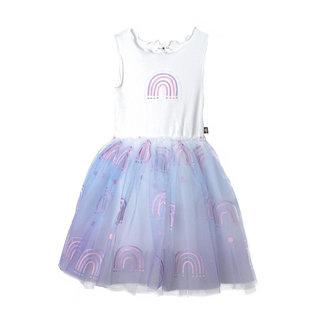 PH Glitter Rainbow Tutu Dress