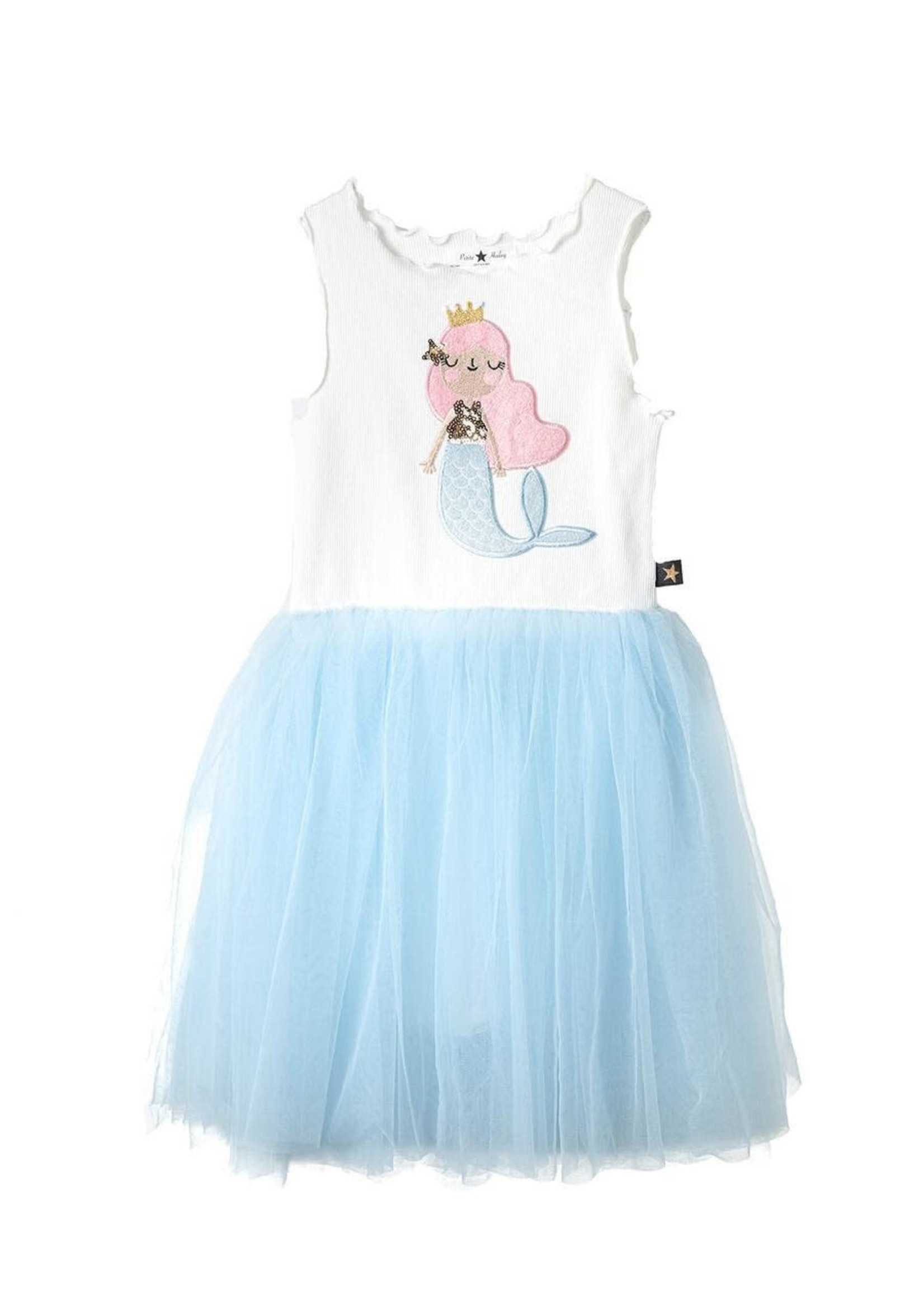 Petite Hailey PH Mermaid Tutu Dress