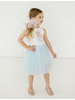 Petite Hailey Petite Hailey Mermaid Tutu Dress