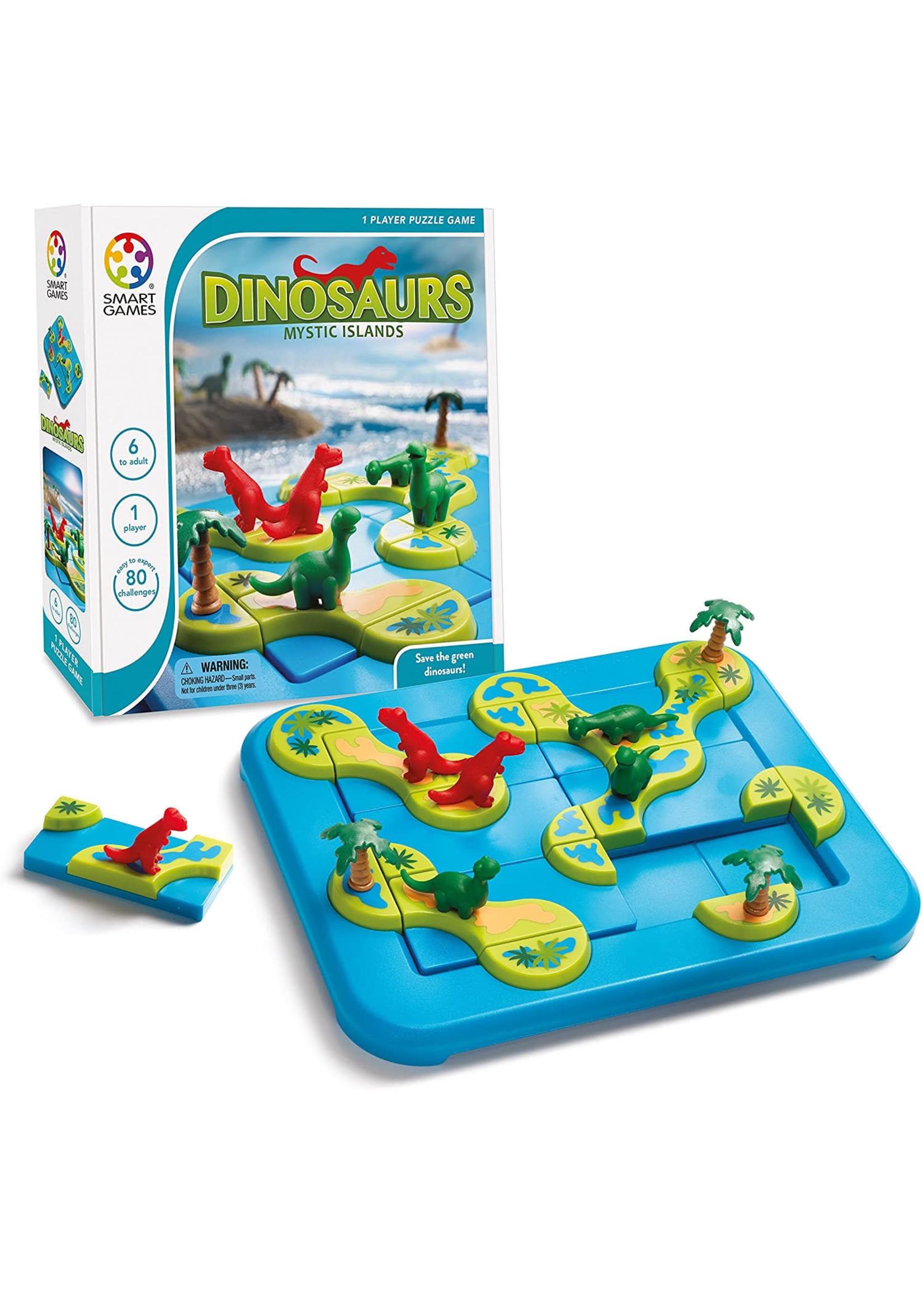 Smart Games Smart Games Dinosaurs Mystic Islands