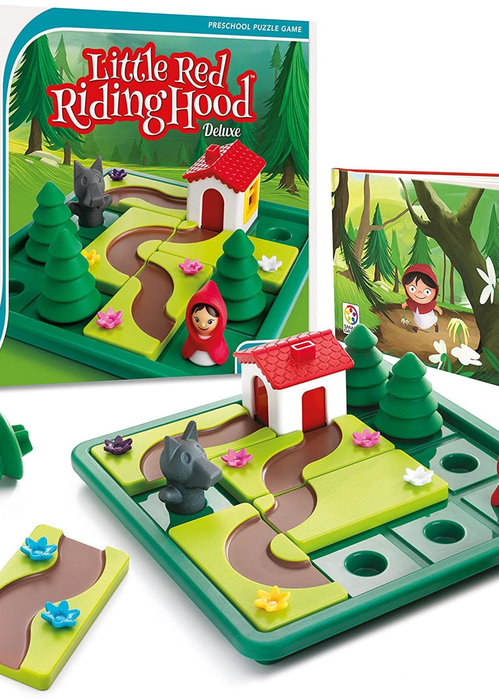 Smart Games Smart Games Little Red Riding Hood Deluxe