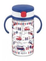 Richell Richell 320ml Bottle (Navy)