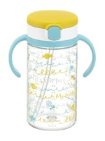 Richell Richell 320ml Bottle (Yellow)
