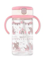 Richell Richell 320ml Bottle (Pink)