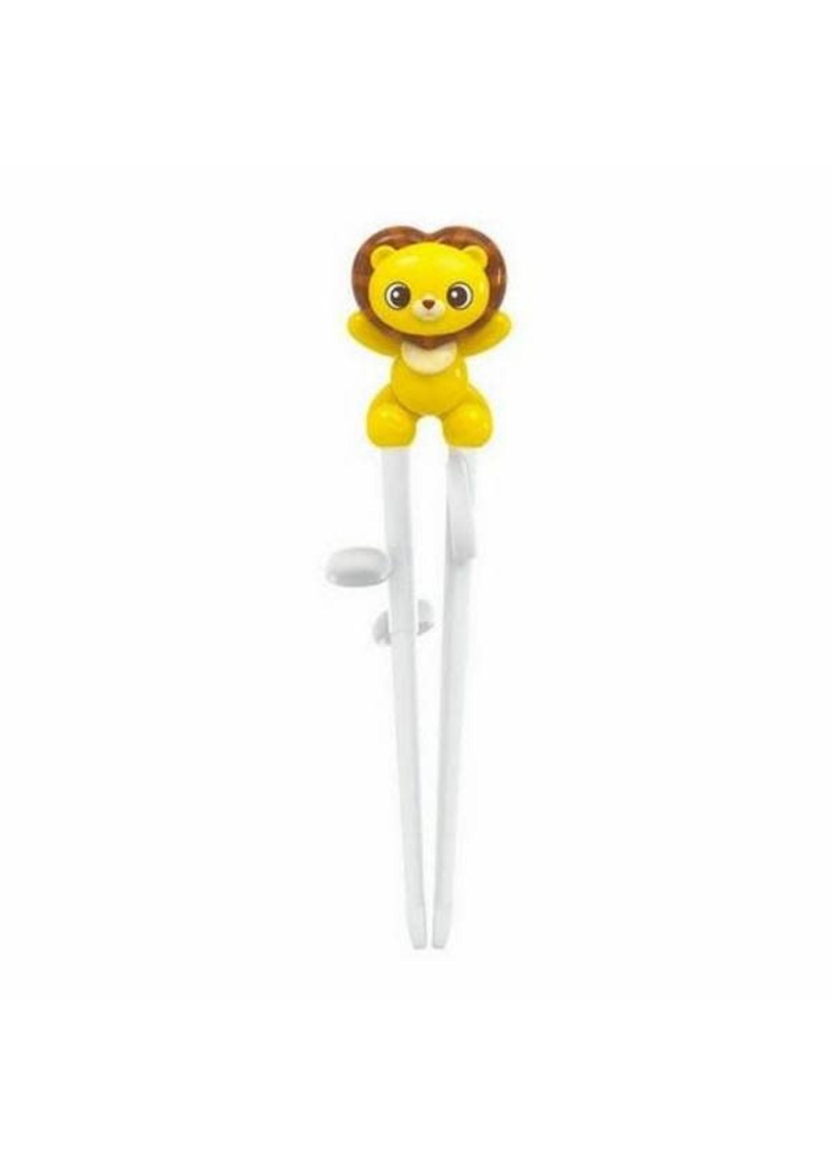 Edison Friends Edison Right-Handed Chopsticks (Lion)