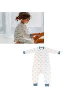 Nest Designs Nest Designs 1.0 Longsleeve Sleepsuit (Spring Fling)