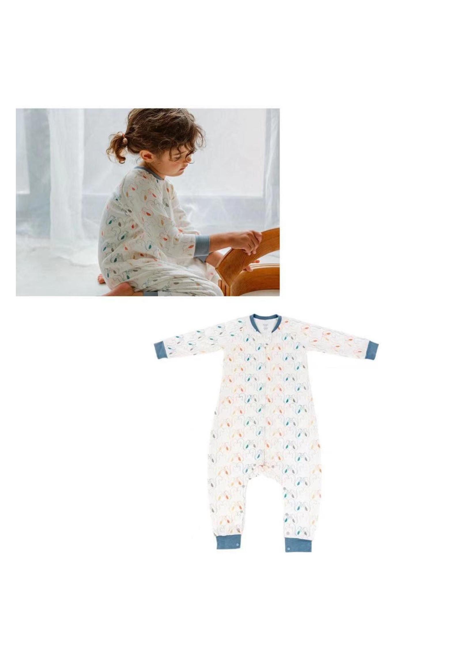 Nest Design ND 1.0 Longsleeve Sleepsuit (Spring Fling)