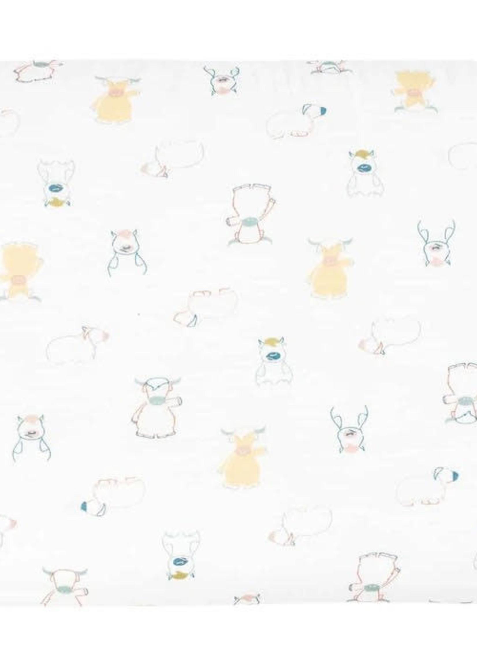 Nest Designs ND Toddler Pillow (Ox-Standing)