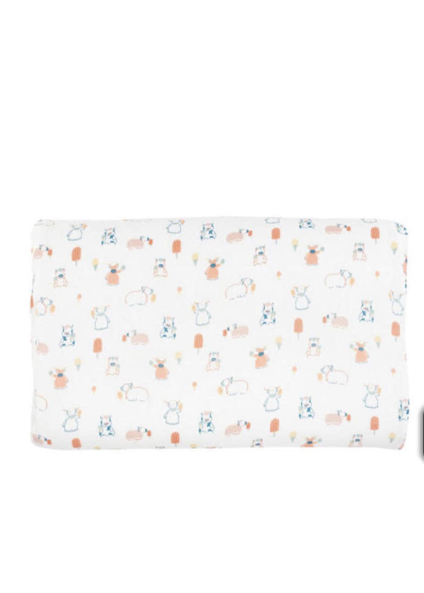 Nest Design ND Toddler Pillow (Summer Graze)
