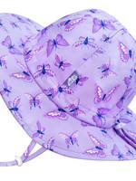 jan & jul Jan & Jul Cotton Floppy Hat (Butterfly)