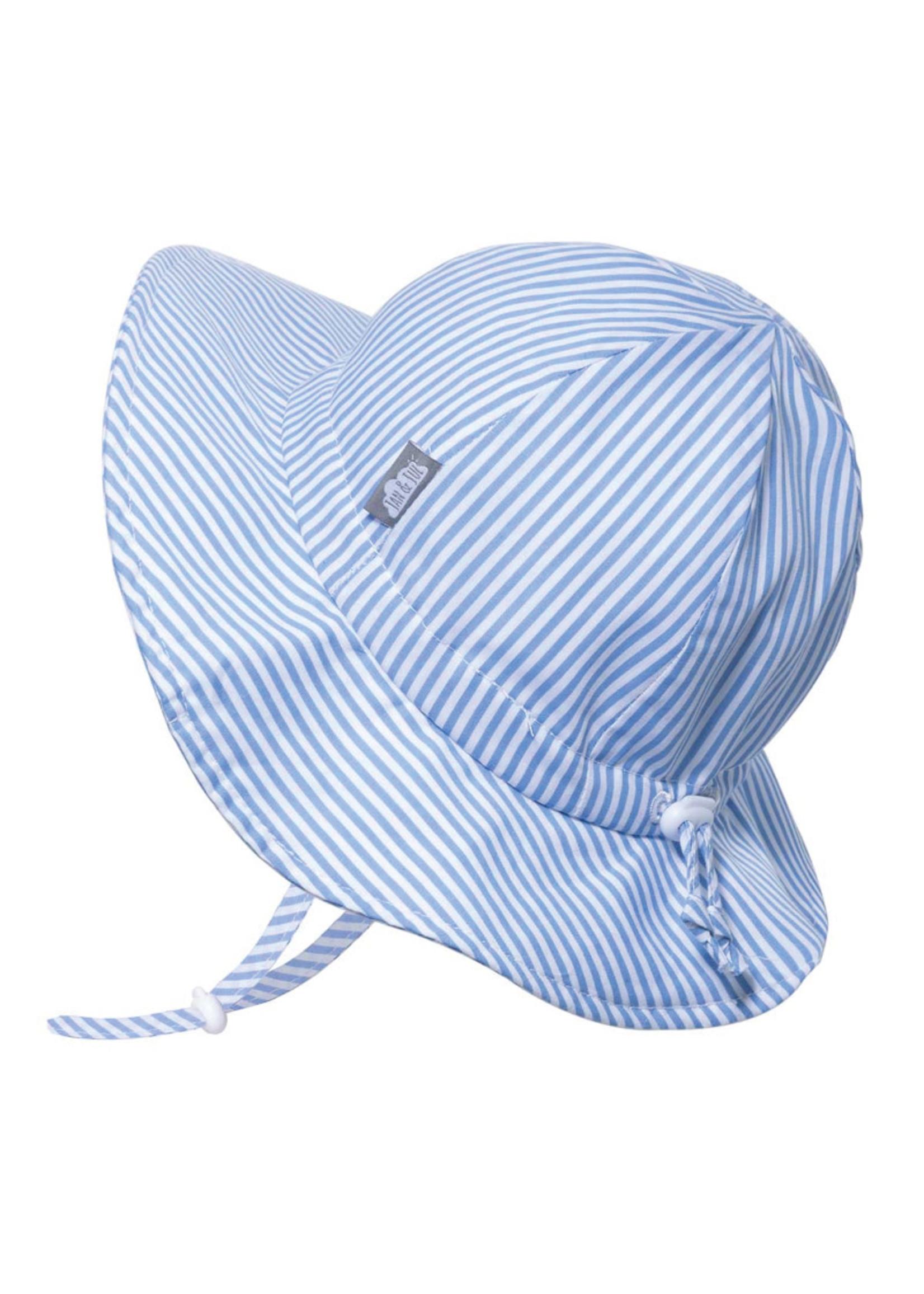 jan & jul Jan & Jul Hat (Blue Stripes)
