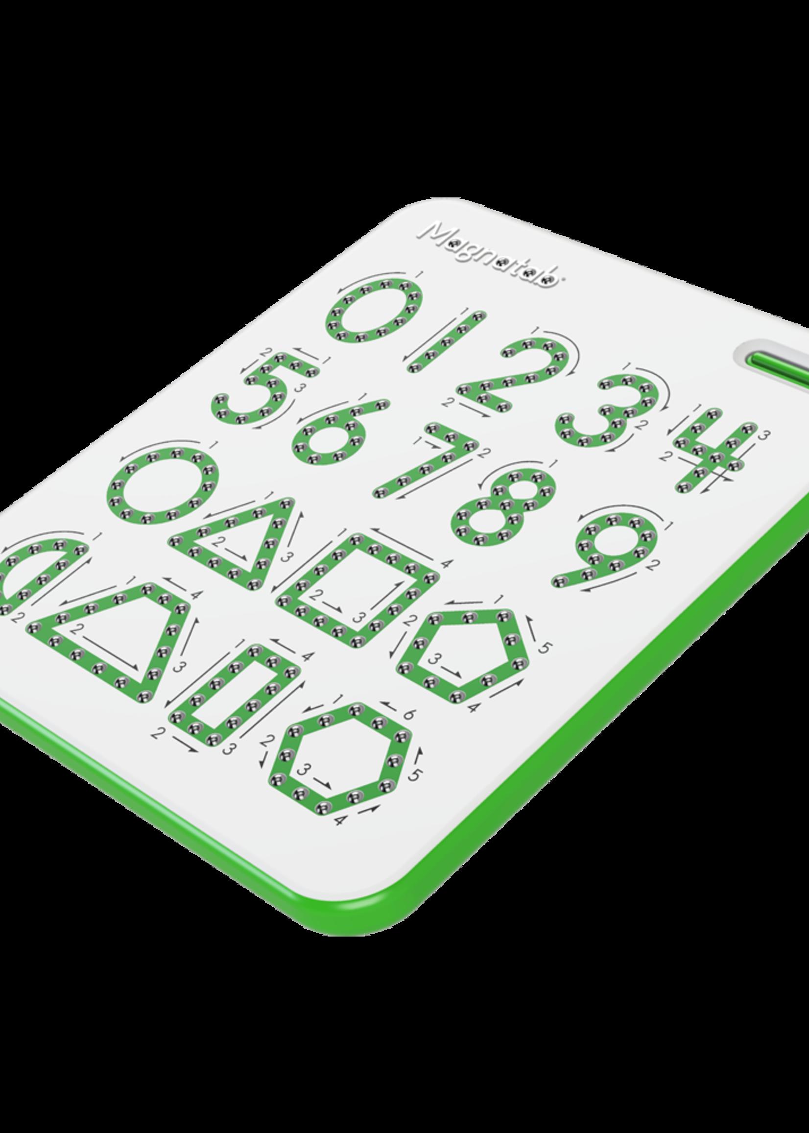 Kido Kido Magnatab Numbers & Shapes