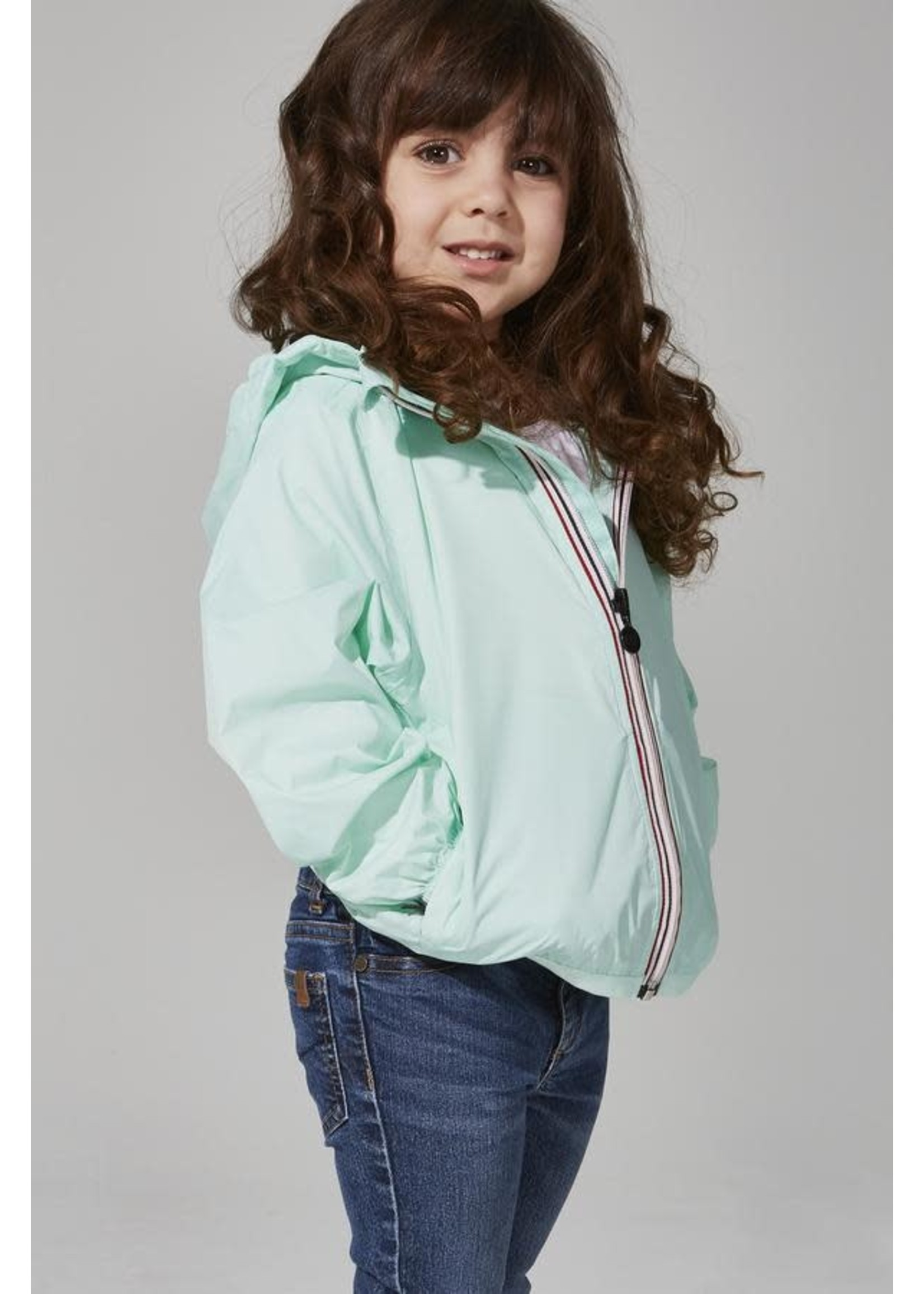 O8 O8 Kids Zip Jacket Mint
