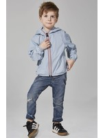 O8 O8 Kids  Zip  Jacket (Celestial Blue)
